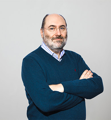 Maurizio Bianchi  - Head of R&D