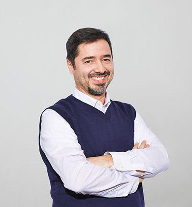 Roberto Rocchi - Head of Sales
